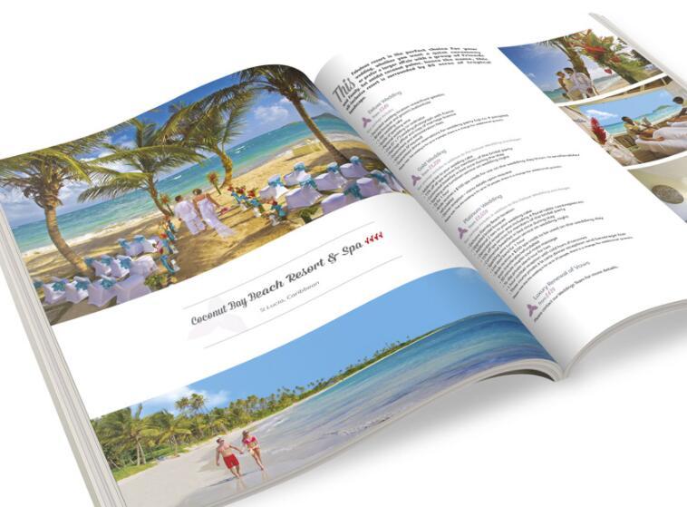 3个二维码图册制作设计过程中的颜色搭配指南